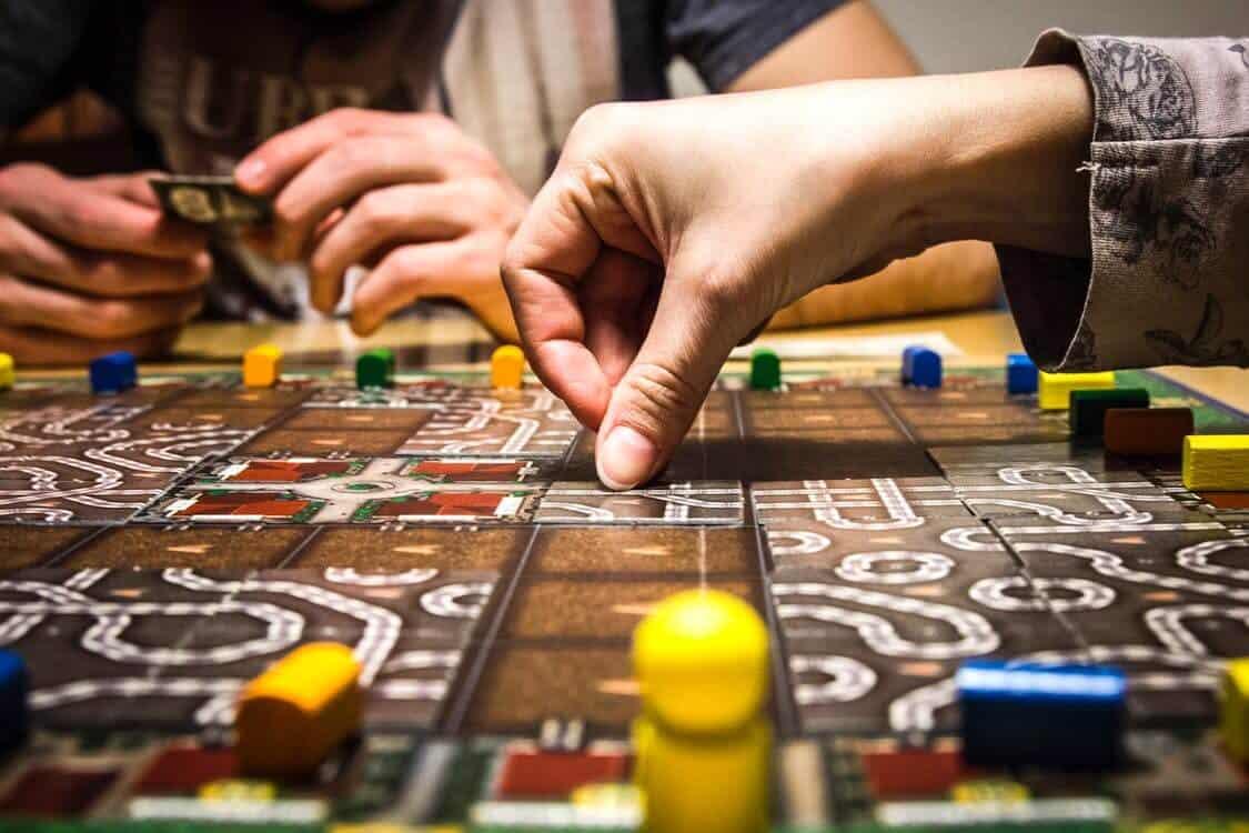 jogar jogos de tabuleiro