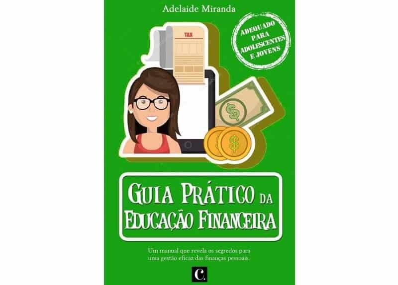 capa do livro guia prático da educação financeira