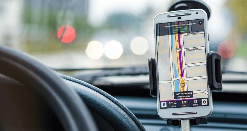 App que mostra onde está o trânsito