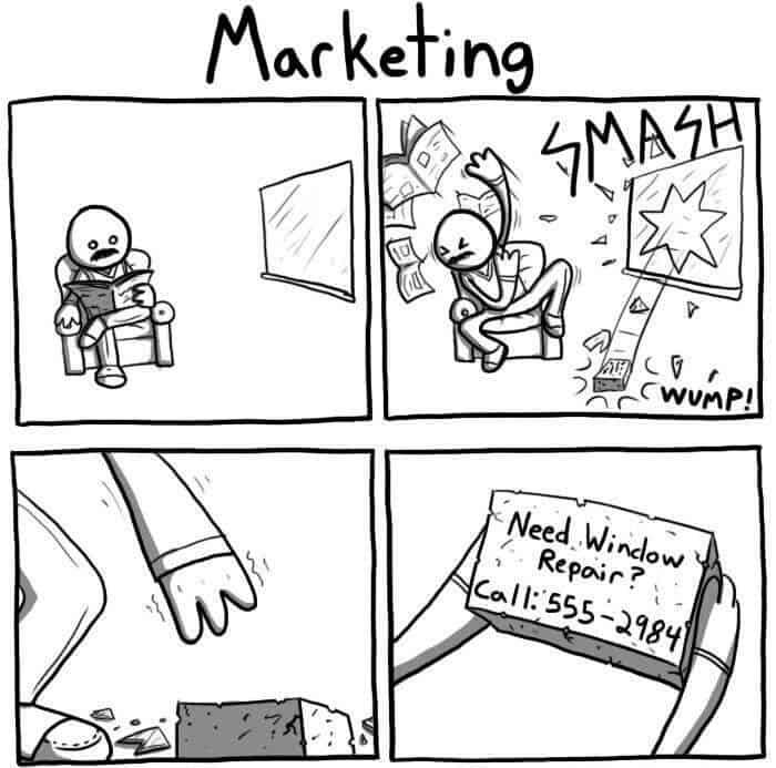 Marketing - necessidade vs desejo
