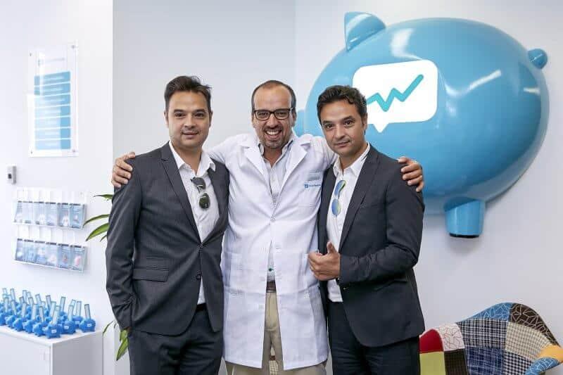 Inauguração Doutor Finanças