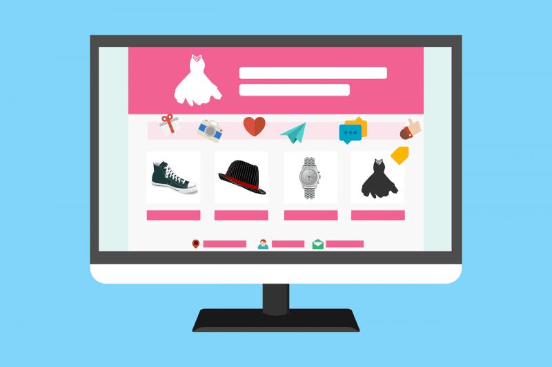 dia de compras na net