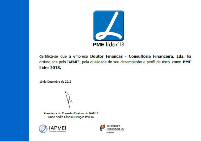 pme lider 2018 diploma