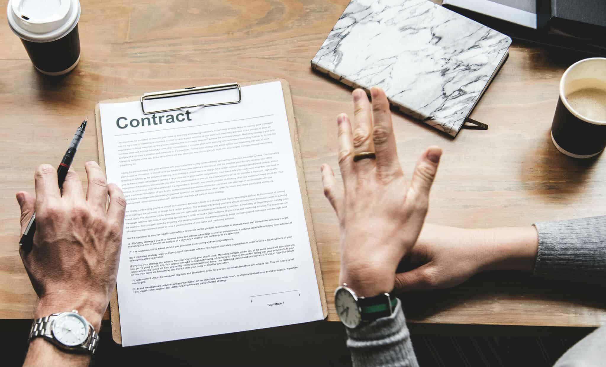 contrato de imt entre duas pessoas