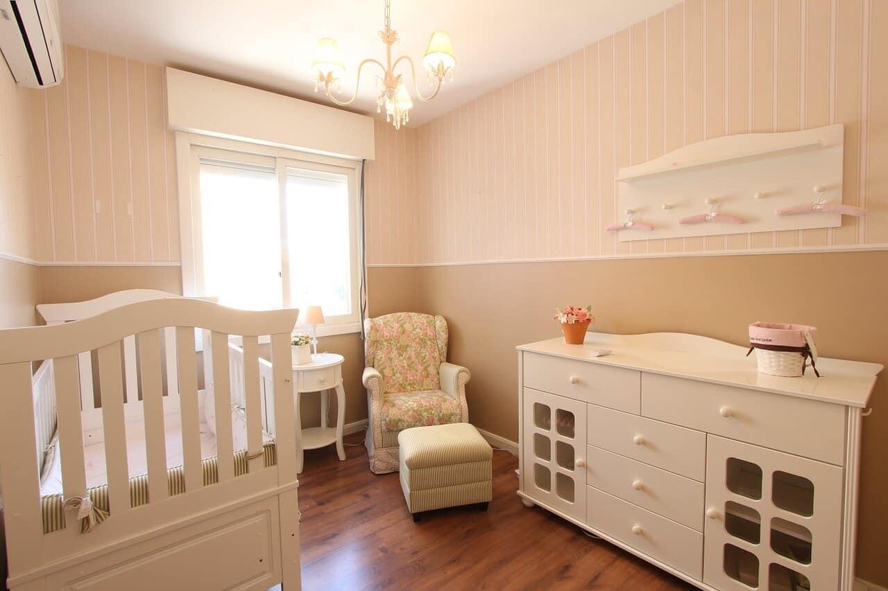 quarto de bebé