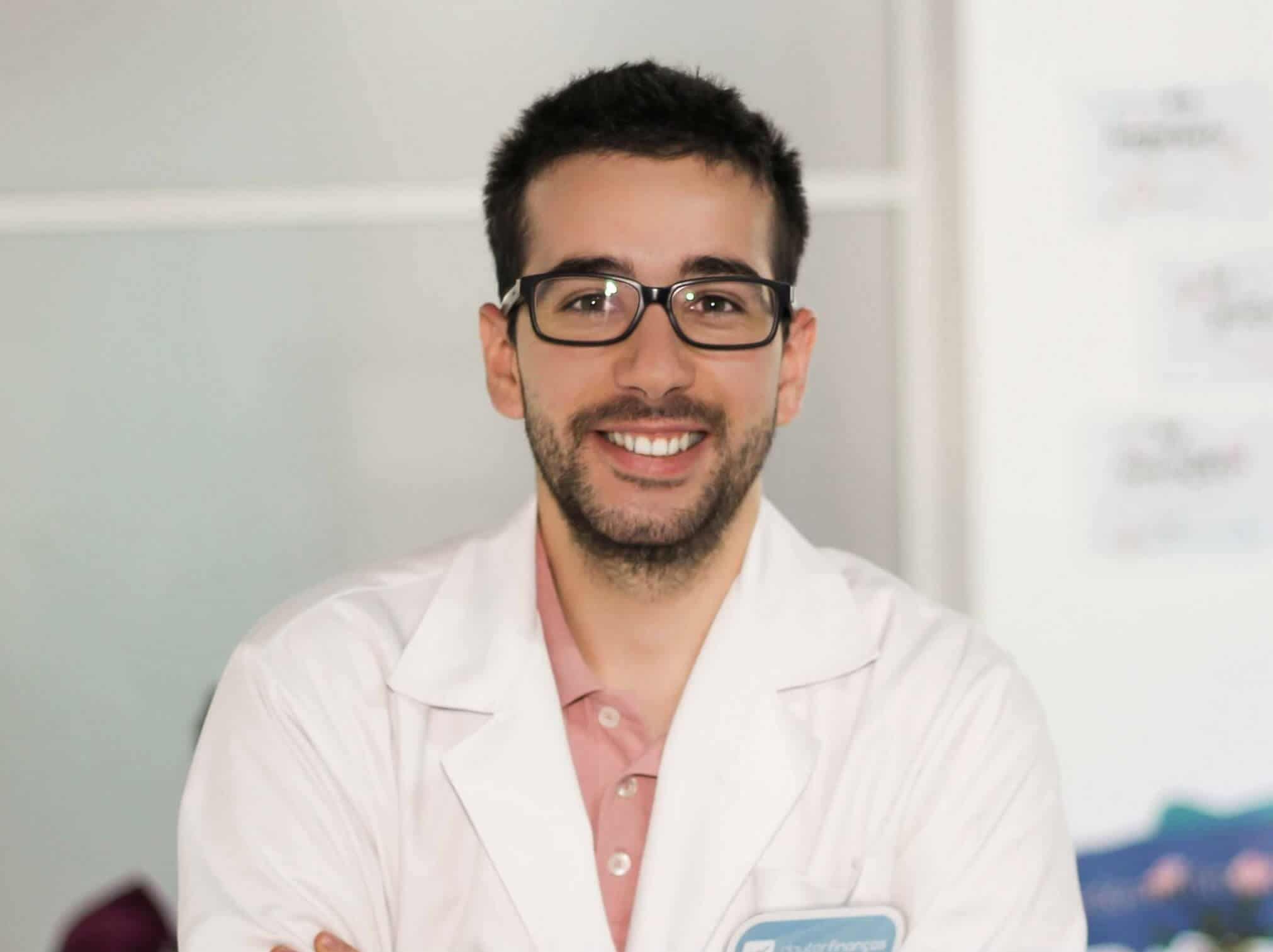 Conheça o web developer Rafael Machado