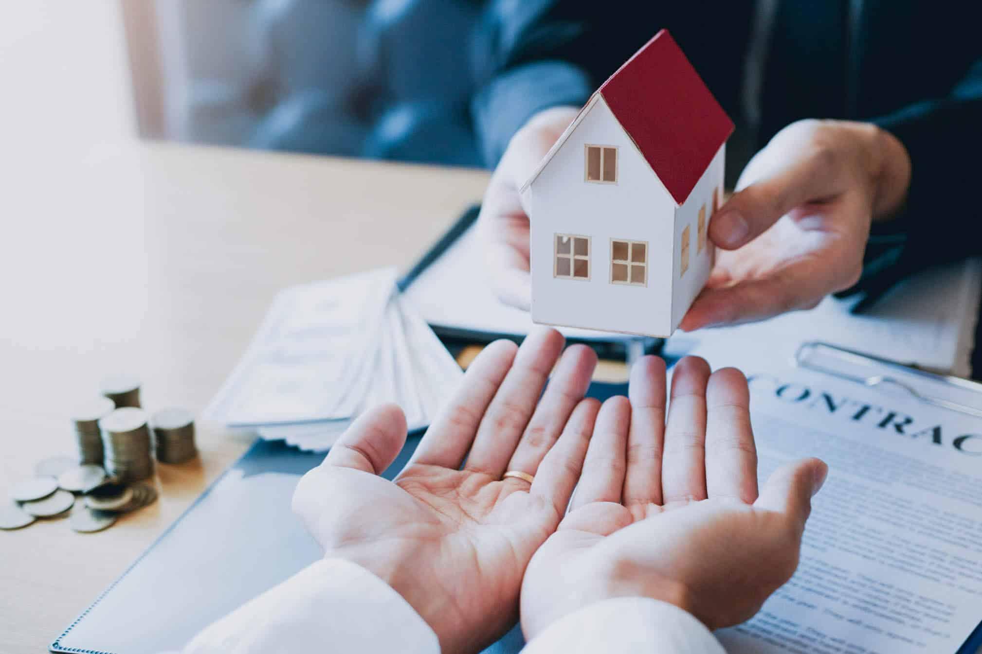 processo de compra de uma casa