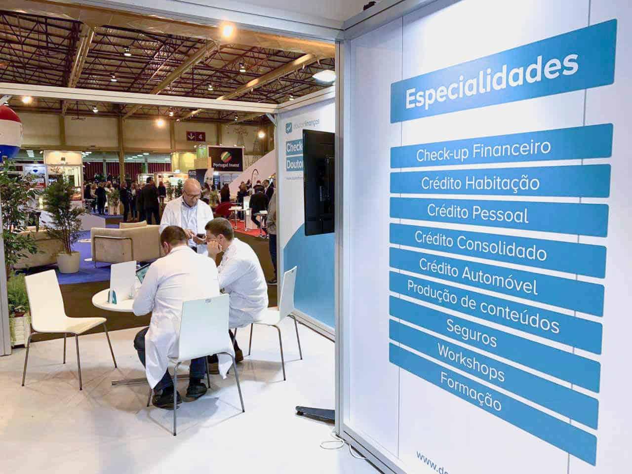Doutor Finanças marcou presença na 2ª edição do Salão Imobiliário do Porto