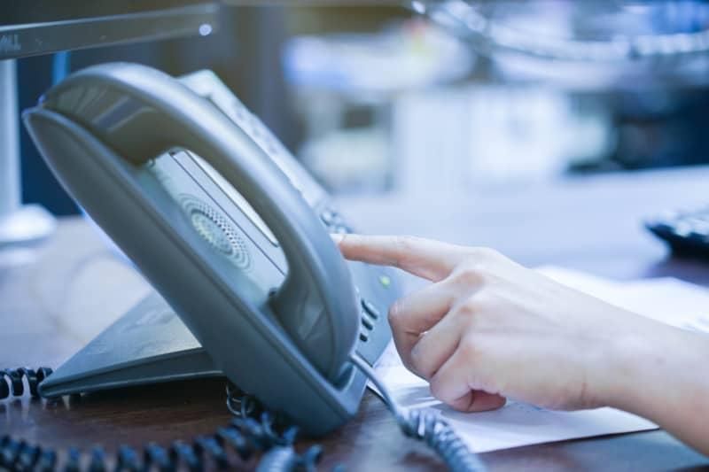 Pedir Serviço Externo de Cartão de Cidadão pelo telefone